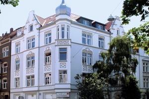 Für die Sanierung der Stifassade in Hannovers Südstadt gab es den Fassadenpreis<br />