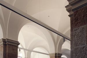 Deckengewölbe im Altbau