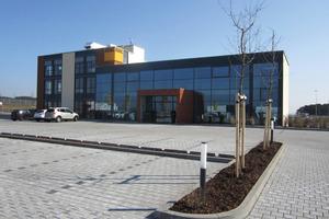 In Schlüsselfeld entstand Ende vergangenen Jahres das neue Fahrsicherheitszentrum des ADAC Nordbayern e.V.<br />Fotos: Sonatech<br />