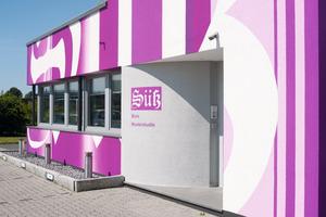Förderpreis: Firmengebäude Maler- und Gerüstbaubetrieb in Cuxhaven, Abschnede