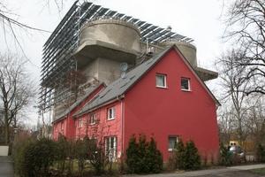 Der Bunker steht in Wilhelmsburg, einem typischen Hamburger Wohngebiet<br />