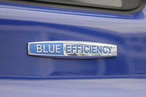 """Durch verschiedene Maßnahmen sinkt beim """"Blue Efficiency""""-Modell der Treibstoffverbrauch um 0,2 bis 0,3 Liter pro 100 Kilometer"""